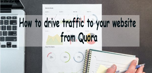 Drive traffic to your website from Quora