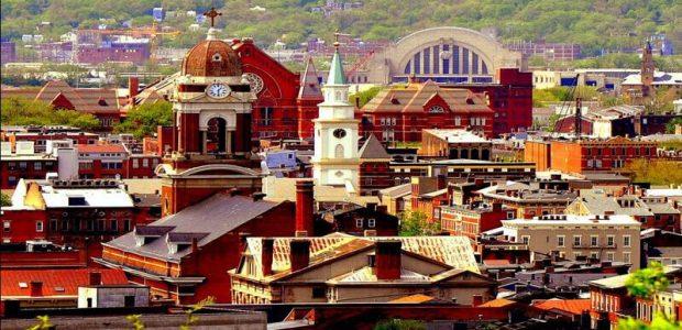 Cincinnati's Old-World
